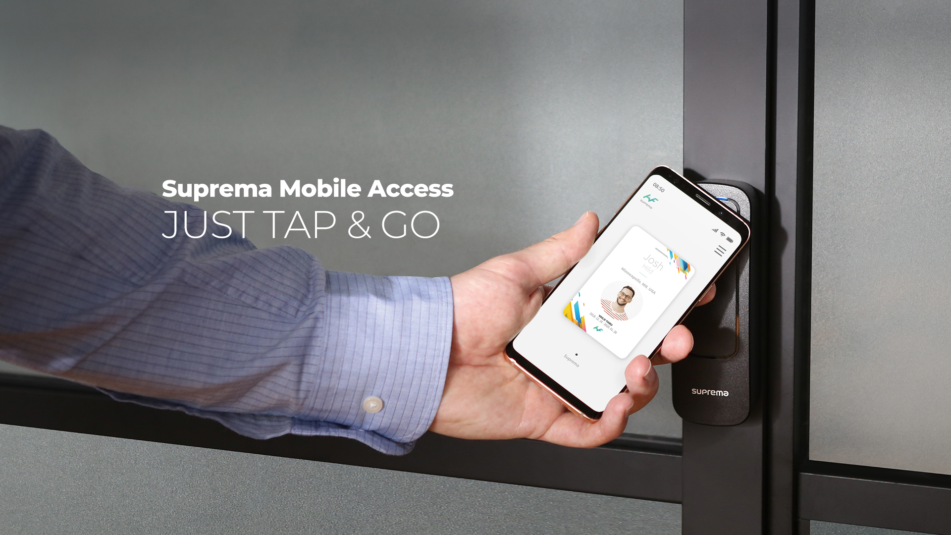 Suprema Mobile Access